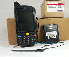 Motorola MC55 MC5590-P30DURQA9WR PDA 1D/2D WM6.5 WiFi Barcode Scanner +Warranty!