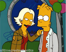 AMY POEHLER SIGNED 'THE SIMPSONS' 8X10 PHOTO COA PARKS AND RECREATIONS ACTRESS
