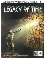 The Journeyman Project 3: Legacy of Time PC Game 1998 Windows XP Vista 7 10