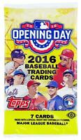 2016 Topps Opening Day - Pick A Player