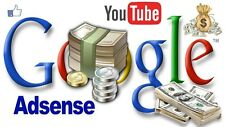I will create your Youtube Channel with 30 Videos and Google Adsense account