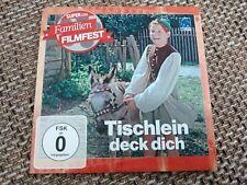 DVD  - Tischlein deck dich-  DDR Kultmärchenfilm