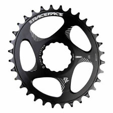 RaceFace Cinch Direct Mount Oval Narrow/Wide Chainring 34T Black