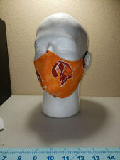 NFL Bucs, Bears, Saints, Packers, Giants, Broncos, Texans Handmade Face Mask
