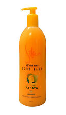Silka Whitening Body Wash Papaya 500ml (with pump) from only £9.99 with free p&p