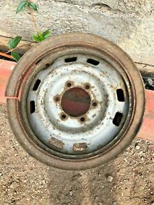 "Very Rare 16"" Split Ring Wheel. 6 Stud Fixing Suit Toyota & Nissan 4X4's"