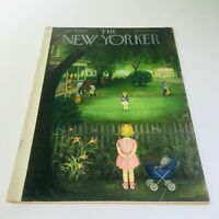 The New Yorker: Jul 29 1950 - Full Magazine/Theme Cover Edna Eicke