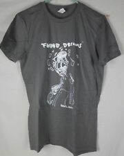 Daniel Johnston Faded Dreams Charcoal Gray T-Shirt Anvil sz Med Outsider Music