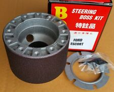 Fits Ford Escort Mk2 boss kit adapter hub steering wheel Fiesta RS Mexico Sport