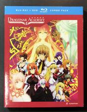 Dragonar Academy [ The Complete Series ] (Blu-ray + DVD) NEW