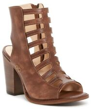 31f382bed60f Bed Stu Women s Occam Strappy Leather Sandal in Teak Driftwood 8