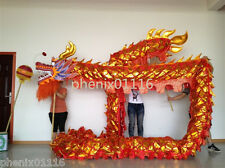 CHINESE DRAGON DANCE adult head 6M 4 adult  Folk Festival Celebration Costume