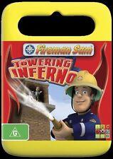 Fireman Sam - Towering Inferno (DVD, 2011)