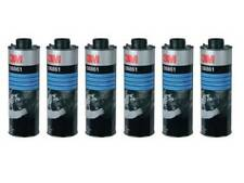3M 08861 Car Body Schuts Black Underseal With Free Postage 1 Liter X 6