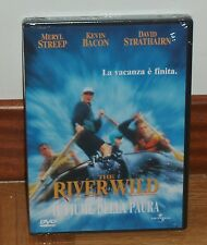 RIO SELVAGGIO, IL RIVER WILD-DVD-PRECINTADO-NUEVO-DRAMA-MERYL STREEP-SPAGNOLO