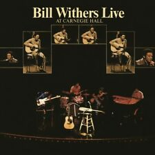 Bill Withers - Live at Carnegie Hall vinyl LP NEW/SEALED