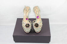 Charlotte Olympia Rita Hayworth Women's Pumps ~ Size 7 1/2 or 38 Europe ~ Italy