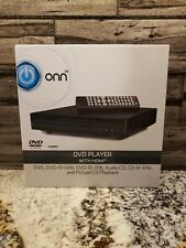 New listing onn. Hdmi Dvd Player with remote