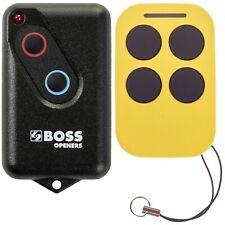 Brand New Garage Door Remote Control BHT4 2211-L 303RTX - Auto Openers