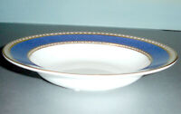Wedgwood Ulander Powder Blue Soup Bowl Made in England New in Box