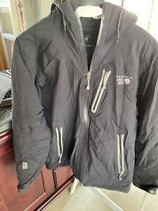 mountain hardwear jacket medium