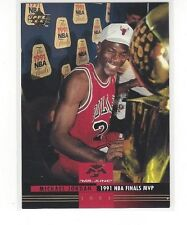1993-94 UPPER DECK BASKETBALL MR. JUNE MICHAEL JORDAN #MJ3 1991 NBA FINALS MVP