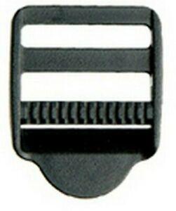 Leitersteg 10 St. Leiterschnalle 20mm Schieber Regulator 20 / 25/ 30 /40mm