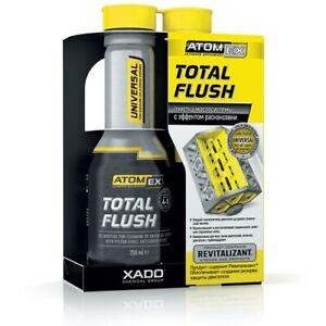 Xado Atomex Total Flush Pulitore Lavaggio Motore Olio Detergente Per olio 250ML