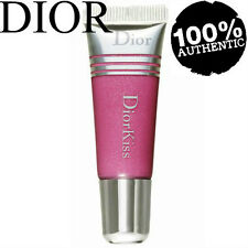 100%AUTHENTIC Delux 8ML Ltd Edition DIOR Lip-Plumping DiorKiss Gloss LYCHEE ROSE