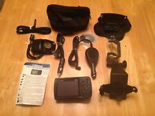 Garmin GPSMAP 496 aviation handheld GPS, nice, CLEAN unit with MANY accessories!