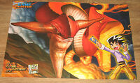 Duel Masters & Pokemon rare  small  Poster 42x28cm