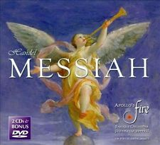 Messiah [2CDs+1DVD], New Music