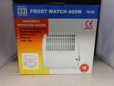 CED FW400 400W FROST PROTECTION HEATER WATCHER WALL MOUNTED THERMAL CUT OFF 13A