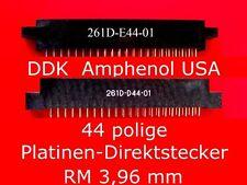 Leiterplattensteckverbinder Steckverbinder Amphenol 44/22/15/8/6 Polig Stecker