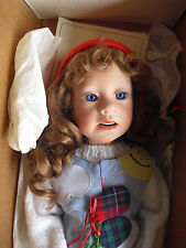 """RARE Good Kruger Vinyl Collection Party Balloons Girl Doll with Box 20"""" #2"""