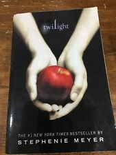 Twilight Saga Series By Stephanie Meyer 4 Book collection original cover