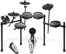 E-Drums Alesis Nitro Mesh E Schlagzeug Elektronisch achtteilig Schwarz Musik