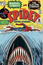Marvel and Electric Company - Spidey Super Stories #16 - VF