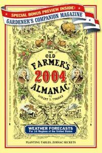 The Old Farmers Almanac 2004