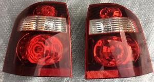Ford Territory SY Ser2 left and right hand TAIL LIGHTS pair LH+RH rear lamps SX