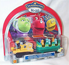 Chuggington Training Car 2 pack New in Pack Learning Curve Diecast LC54029