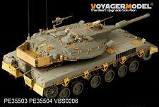 Voyager PE35503 1/35 IDF Merkava Mk.3D MBT w/chains (For MENG TS-001)