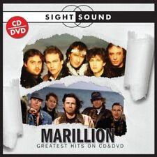 MARILLION GREATEST HITS CD & DVD (SIGHT & SOUND)