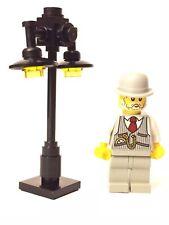 LEGO Lamp Post Street Light Town Street Advanced AFOL Ideas