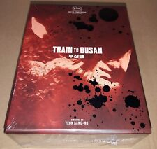 TRAIN TO BUSAN / SEOUL STATION / PLAIN ARCHIVE / STEELBOOK TRIPLEPAK BLU-RAY L.E