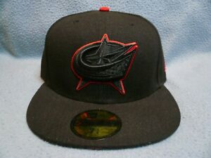New Era 59fifty Columbus Blue Jackets Pop Flip Sz 7 1/4 BRAND NEW Fitted cap hat