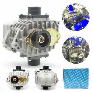 AMR500 6PK Supercharger Roots Compressor Blower Booster Mechanical Turbocharger