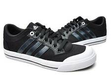 Chaussure ADIDAS Brasic 3  noir/blanc T:43 1/3 UK 9  Ref: V23854