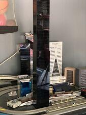 "N / HO Scale City Skyscraper 40"" Tall"