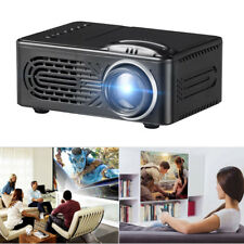 1080P HD 3000 Lumen Projektor Heimkino Beamer Cinema LED VGA HDMI USB SD Premium